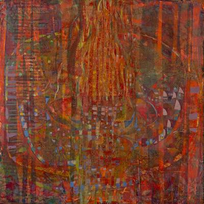 The Flame-Alise Loebelsohn-Art Print