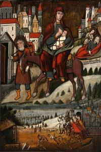 The Flight into Egypt, Early 17th C