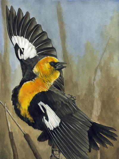 The Flirt-Barbara Keith-Giclee Print