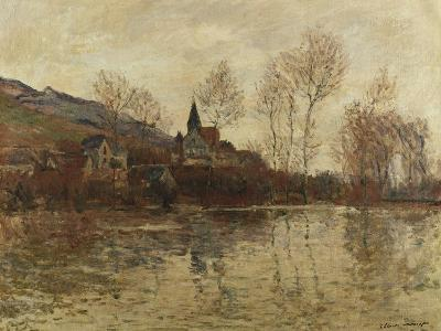 The Flood at Giverny, 1886-Alfred Thompson Bricher-Giclee Print