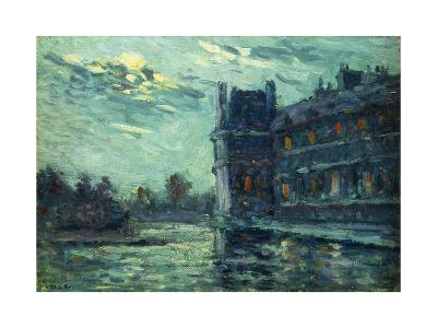 The Floods of 1910-Maximilien Luce-Giclee Print