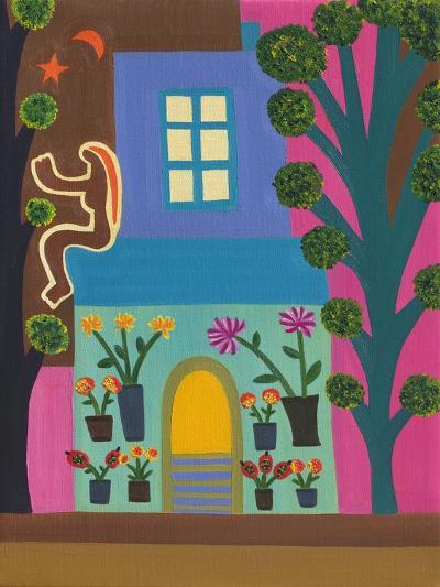 The Florist on Portobello Road, 2011-Cristina Rodriguez-Giclee Print