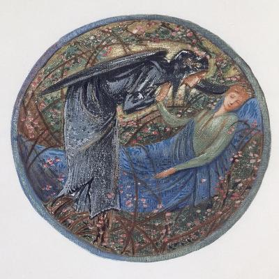 The Flower Book: XXIII, Wake, Dearest!-Edward Burne-Jones-Giclee Print