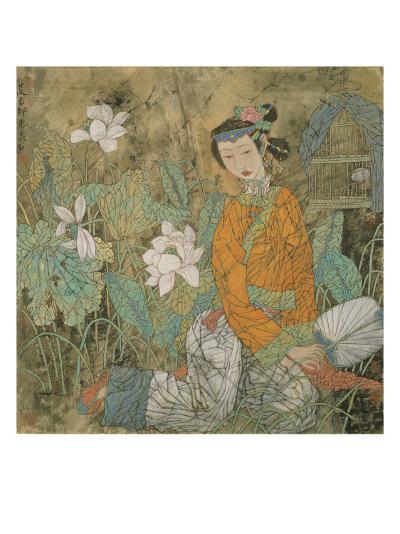 The Flower Season-Tony Xu-Giclee Print