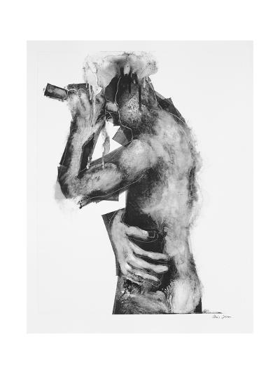 The Flute Player-Chris Gollon-Giclee Print
