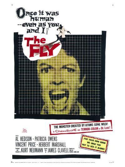 The Fly, 1958--Art Print