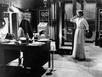 The Fly, David Hedison, Patricia Owens, 1958--Photo