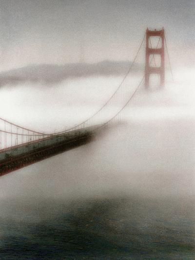 The Fog Comes In-Laura Culver-Photographic Print