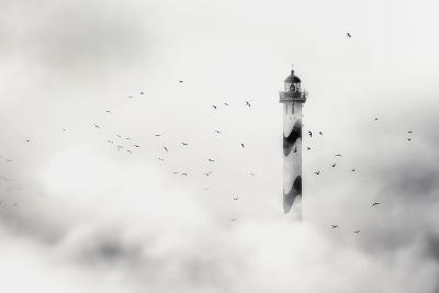 The Fog-Piet Flour-Photographic Print
