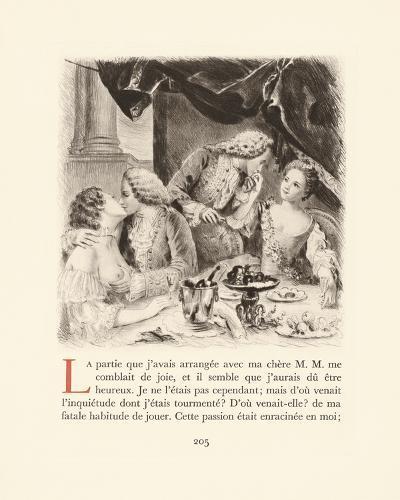 The Food of Love-Gabriel Ferrier-Premium Giclee Print