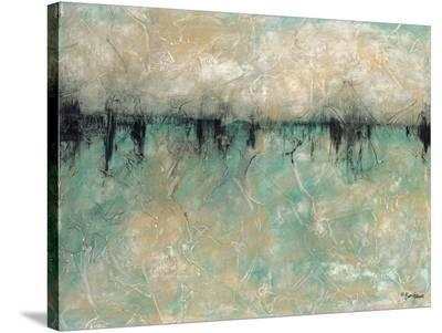 The Forbidden Lake-Britt Hallowell-Stretched Canvas Print