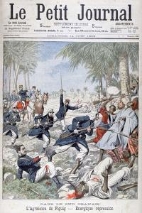The Forceful Repression of Figuig, South-Eastern Morocco, 1903