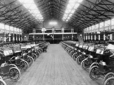The Ford Factory, Manchester, C1911--Photographic Print