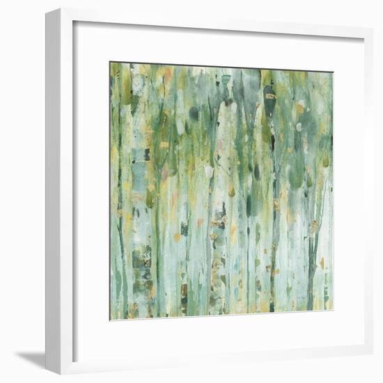 The Forest III-Lisa Audit-Framed Art Print