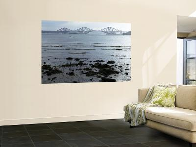 The Forth Train Bridge-Doug McKinlay-Wall Mural