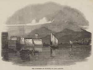 The Fortress of Komorn, on the Danube