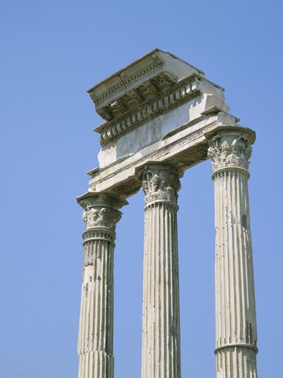 The Forum, Rome, Lazio, Italy-Roy Rainford-Photographic Print