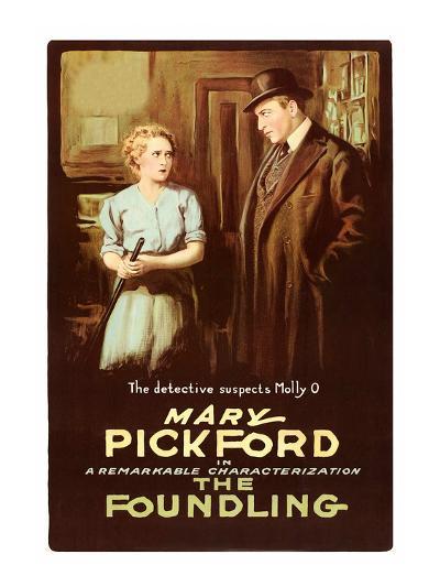 The Foundling--Art Print
