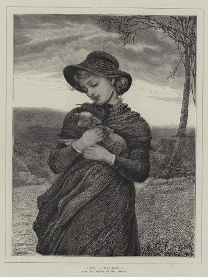 The Foundling--Giclee Print