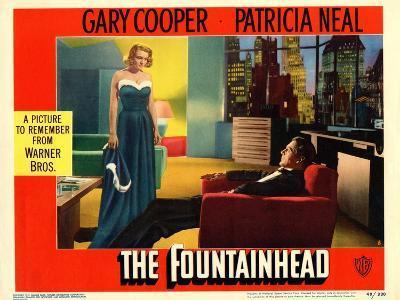 The Fountainhead, 1949--Art Print