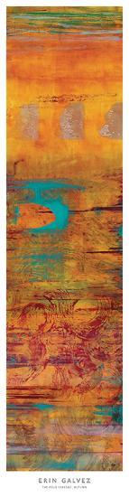 The Four Seasons: Autumn-Erin Galvez-Art Print