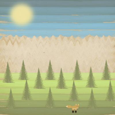 The Fox-Tammy Kushnir-Giclee Print