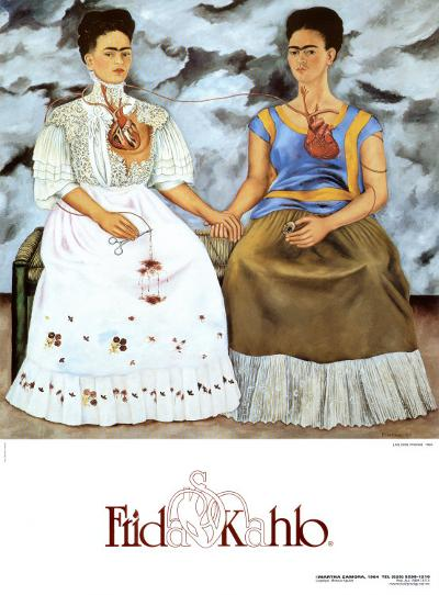The Frame, c. 1938-Frida Kahlo-Art Print