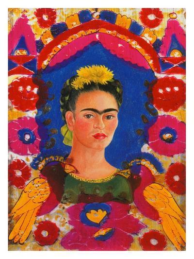 The Frame, c. 1938-Frida Kahlo-Giclee Print