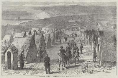 The French Camp at Honvault, Near Boulogne--Giclee Print