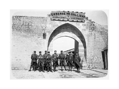 The French Foreign Legion, Syria, 20th Century--Giclee Print