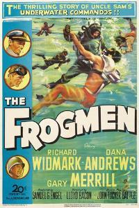 The Frogmen, 1951, Directed by Lloyd Bacon