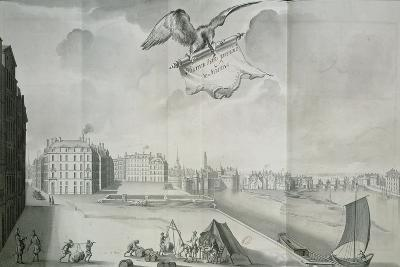 The Gabelle, Nantes, in 1723--Giclee Print