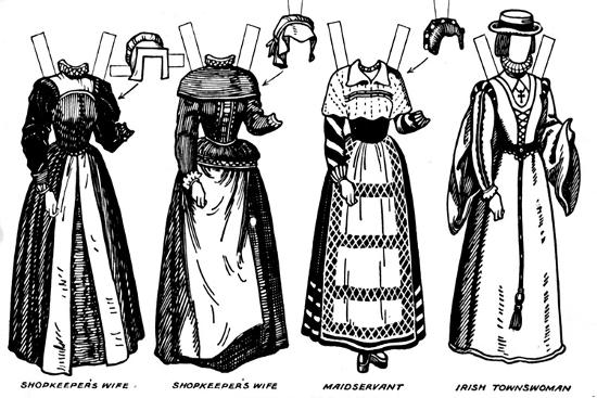 'The Gallery of British Costume: Dress Worn in the Late Sixteenth Century', c1934-Unknown-Giclee Print