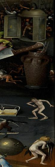 The Garden of Earthly Delights, 1480-1505-Hieronymus Bosch-Giclee Print
