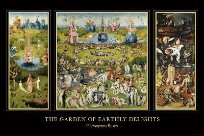 The Garden of Earthly Delights, c.1504-Hieronymus Bosch-Art Print