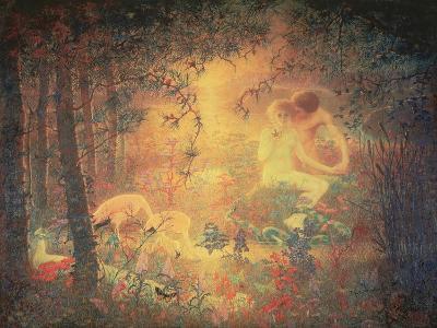 The Garden of Eden--Giclee Print