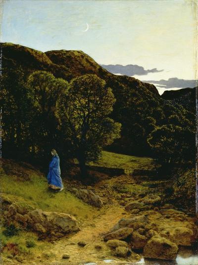 The Garden of Gethsemane, C.1860-William Dyce-Giclee Print