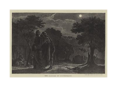The Garden of Gethsemane-Edward A. Armitage-Giclee Print