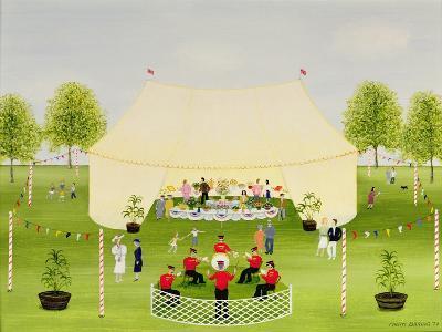 The Garden Party-Mark Baring-Giclee Print