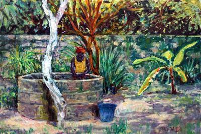 The Garden Well, 2017-Tilly Willis-Giclee Print