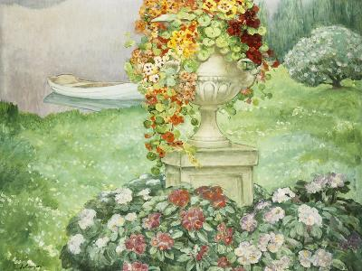 The Garden-Henri		 Lebasque-Giclee Print