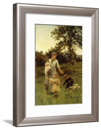 The Garland-Frederick Morgan-Framed Giclee Print