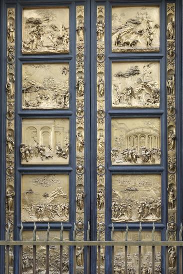 The Gates of Paradise-Lorenzo Ghiberti-Photographic Print