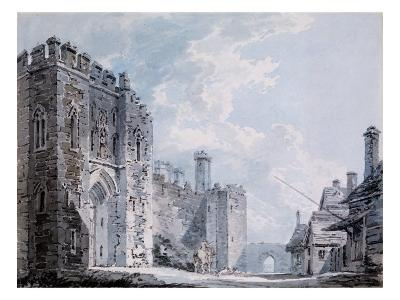 The Gateway Rochester, 1793-4-J^ M^ W^ Turner-Giclee Print