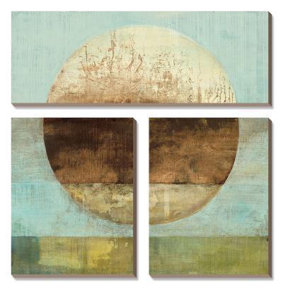 The Gathering Shore-Heather Ross-Canvas Art Set