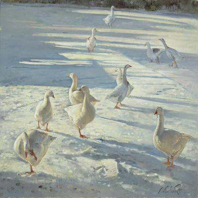 The Gathering-Timothy Easton-Giclee Print