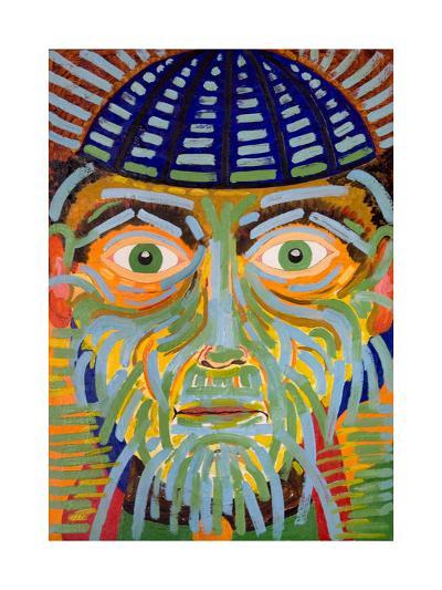 The Gaze of the Magus, 2005-Jan Groneberg-Giclee Print