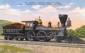 The General, Locomotive