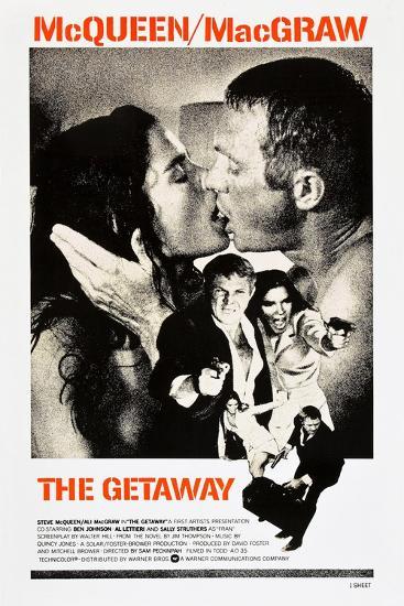 THE GETAWAY--Art Print