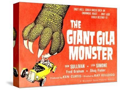 The Giant Gila Monster, 1959